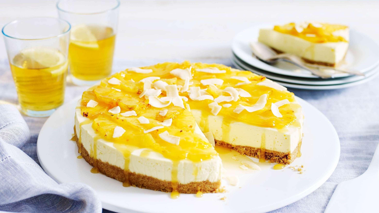 Ananaslı bisküvi pastası Tarifi